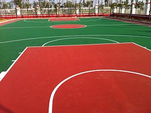 运动球场地坪系列