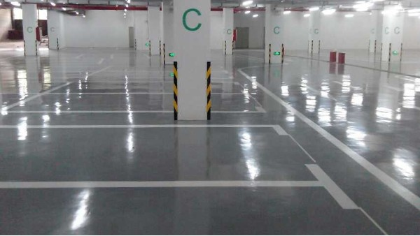 停车场地坪专用涂料有哪些?