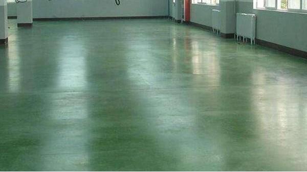 金刚砂硬化耐磨地坪常见问题