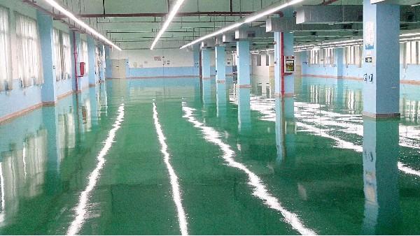 环氧砂浆地坪对地面的要求
