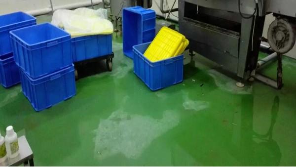 水性聚氨酯地坪起泡的原因及解决方法