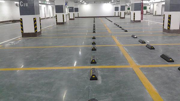 停车场地坪施工流程及标准