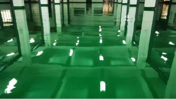 环氧自流平地坪对地面的要求