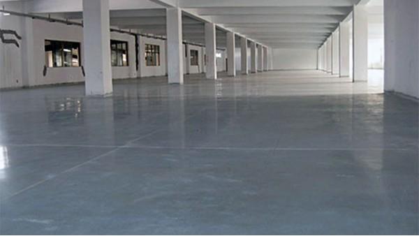 密封固化剂地坪对施工环境的标准