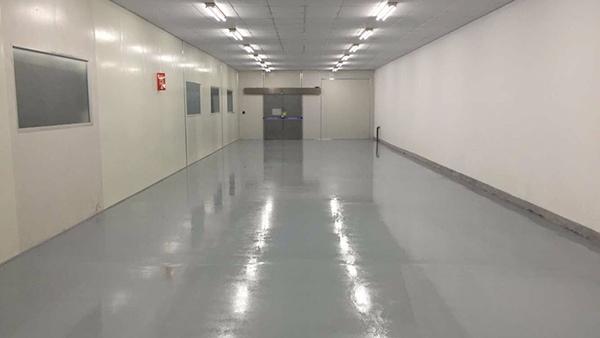 影响杰美防腐环氧树脂地坪漆效果的四大因素