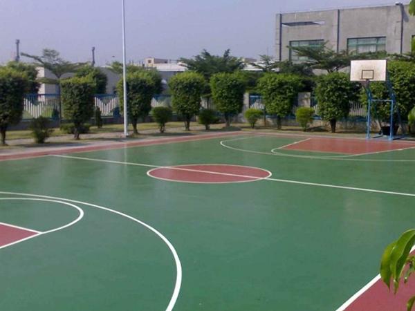 PU篮球场地坪1
