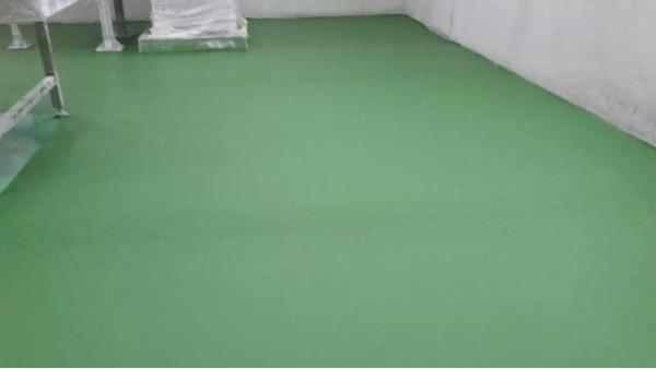 水性聚氨酯地坪的优点和缺点