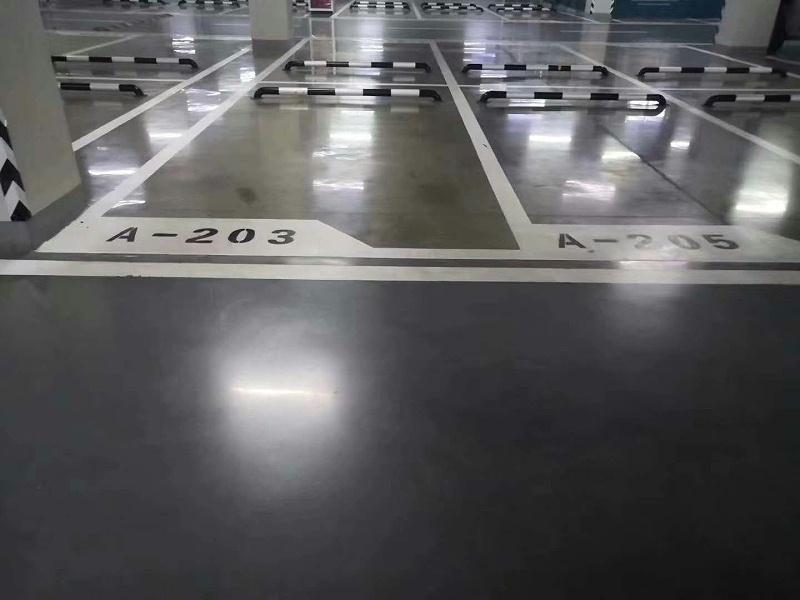 密封固化剂停车场地坪