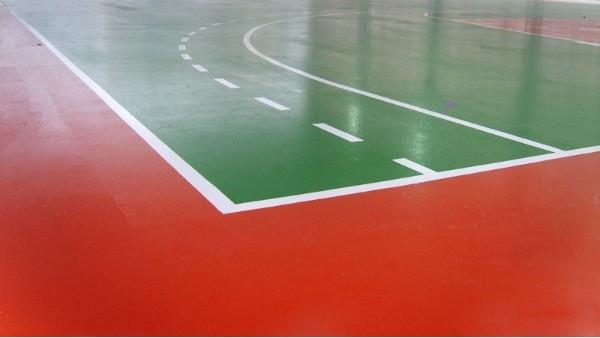 硅PU塑胶地坪施工步骤