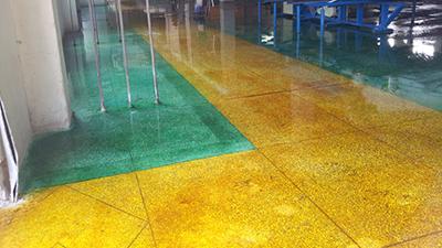 混凝土密封固化剂染色地坪生产设备厂