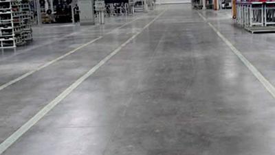 金刚砂耐磨硬化地坪货仓式商场