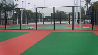 丙烯酸球场排球场