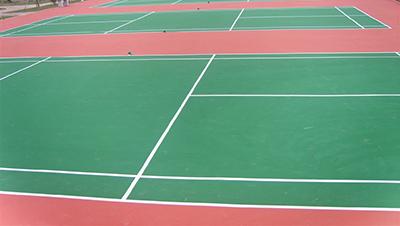 丙烯酸球场网球场