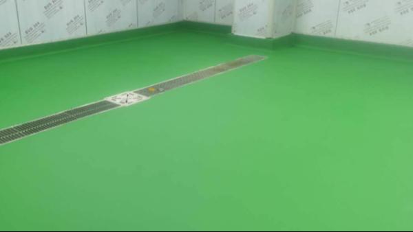 水性聚氨酯地坪的好处优势介绍